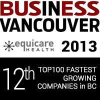 Equicare Health on the BIV Fastest Growing Companies LIst 2013