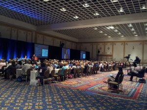 General session at NCBC